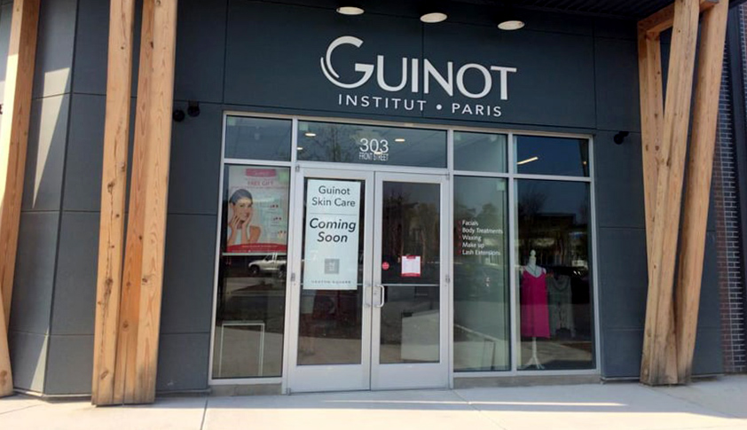 Your Guinot Salon
