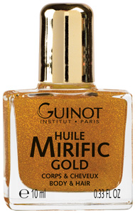 Huile Mirific Gold