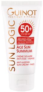 Crème Solaire Anti-Âge SPF 50+