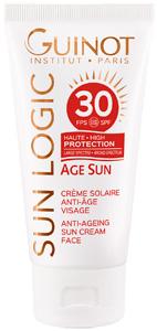 Crème Solaire Anti-Âge SPF 30