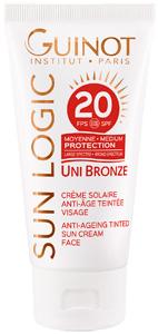 Crème Solaire Anti-Âge Teintée SPF 20